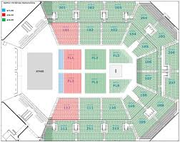 Nku Seating Chart Bb T Arena Seating Chart All Types Of Balls
