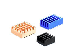 Waveshare Colorful Heat Sink Set Suitable for Raspberry Pi 4B/3B+ ...