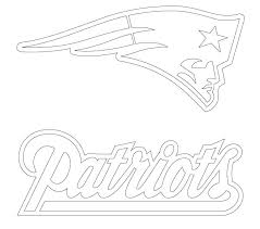 here are is a printable patriots football coloring sheets for kids