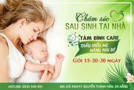 Dịch Vụ Chăm Sóc Làm Đẹp Mẹ Và Bé Sau Sinh Tại Nhà Đà Nẵng - TÂM BÌNH CARE  - Home