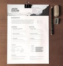190 Best Resume Design & Layouts Images On Pinterest | Cv Template ...
