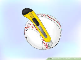 image titled make baseball seam bracelets step 1