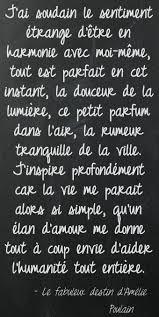 Etre En Harmonie Avec Soi Même Expression Française Citation