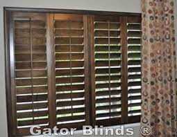 real wood shutters orlando plantation shutters paint or stain grade
