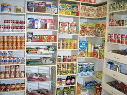 food pantry cabinet best food storage closet basement pantry ideas images on kitchen designs amazing organize food pantry