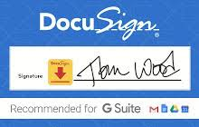 Docusign For Gmail G Suite Marketplace