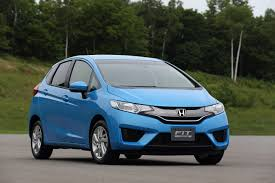 2015 Honda Fit Hybrid Review - Top Speed