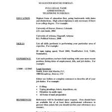 Legal Secretary Resume Template Simple 13 Inspirational Professional ...