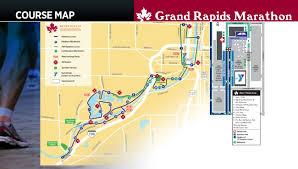 Grand Rapids Marathon Elevation Chart Grand Rapids Marathon Runs Despite Rain