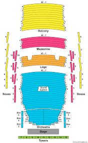 Jubilee Calgary Seating Chart Pikes Peak Center Seating Chart