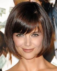 Short Hairstyle Short Bob Haircuts With Bangs For Older Ladies