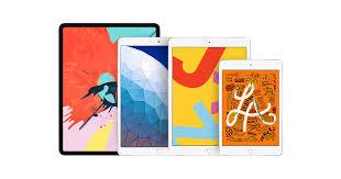 Ipad Compare Models Apple Ae