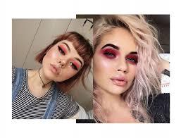 Красный макияж глаз почему ты должна попробовать этот смелый макияж прямо сейчас ВИДЕО
