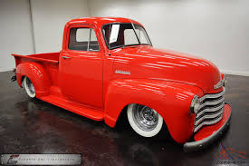 Chevrolet 3100 Pickup Air Ride 250 Inline 6 TH350 Cool Truck!