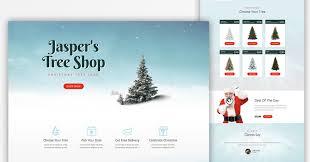 Free Christmas Website Templates Christmas Website Templates