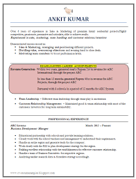 Free Download Link for Marketing Finance Resume Sample Doc