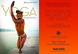 book release of on yoga the architecture of peace on 7th dec