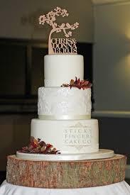 3 Tier Iced Wedding Cake Muthu Hotel Westcliff 13th October 2018