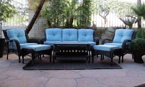 Outdoor Living Room Furniture Chill 6 Pc Outdoor Living Room Furniture The Dump Americas