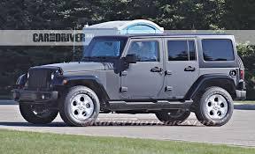 jeep wrangler 2015 redesign. 2017 jeep wrangler spy photos we get a peek underneath 2015 redesign