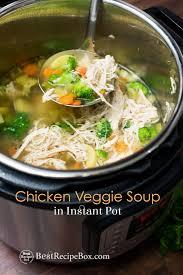 instant pot en soup recipe in