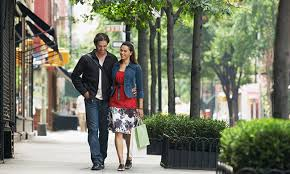 Image result for gif animation boy and girl walking on busy road movie