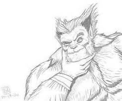 This beast x men coloring pages will make your activity a lot more colorful. Beast Marvel Bing Images Beast Marvel Art Sketchbook Man Beast