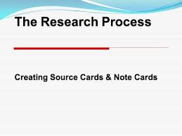 Research Paper   Note Cards pdf by Maggie McKeithan   TpT