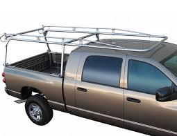 Pro IV Aluminum Truck Rack @ Contractor's Solutions