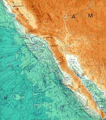Ocean Depth Chart Nautical Charts Earth Sciences Map Library University Of