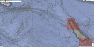 Geogarage Blog First Nautical Chart Designed For