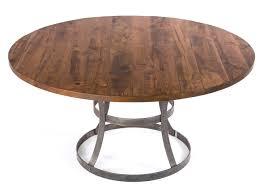 custom made the madera reclaimed wood dining table dark walnut