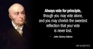 John Adams Quotes Magnificent TOP 48 QUOTES BY JOHN QUINCY ADAMS Of 48 AZ Quotes