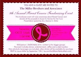 Fundraising Invitation Letter Fundraiser Invitation Fundraising ...