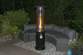 gas patio heaters outdoor gas heating