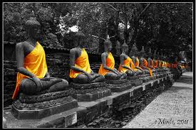 black and white photography with color wallpaper. Beautiful Photography Black And White Photograph Adding Partial Color Effects Buddha On Black And White Photography With Color Wallpaper C