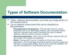 Software Documantation Testing The Documentation
