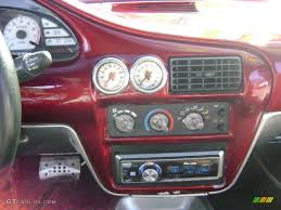 1999 Chevrolet Cavalier Z24 Coupe Custom Dashboard Photo #57945771 ...