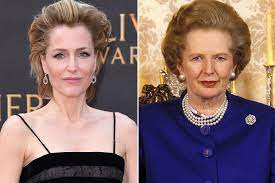 Gillian Anderson Will Play Margaret ...