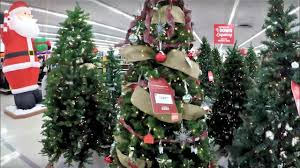 Branch Lights Kmart 4k Christmas Section At Kmart Xmas Holiday Shopping Trees Decorations Ornaments 4k Resolution