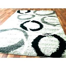 black and gray area rugs tan rug white brilliant grey regarding