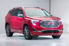 gm new car releases2018 GMC Terrain Info Pictures Release Date  GM Authority