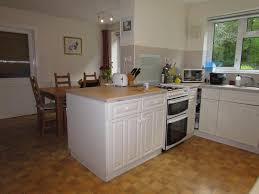 Kitchen Diner Flooring Shaker Kitchen Diner In Shaded White From Harvey Jones For Kitchen