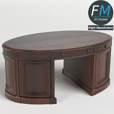 oval office table. Oval Office Executive Desk - Blender MarketOval Market Table