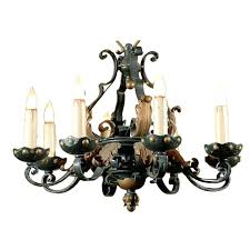 vintage french chandelier old french iron chandelier with 8 arms circa catania vintage french country wood vintage french chandelier