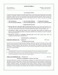 sample resume for management position best resume sample resume templates for management positions