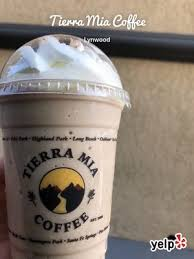 With any luck, the summer heat will convince even the most ardent of coffee purists to give that horchata frappe a shot. Tierra Mia Coffee 11004 Atlantic Ave Lynwood Ca Coffee Shops Mapquest