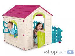 <b>Игровой домик Keter</b> Ранчо Белый 17609669 за 9700.00 р ...