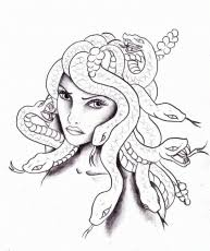 Small Picture GREEK MYTHS AND HEROES Coloring Pages MYTH OF PERSEUS AND MEDUSA