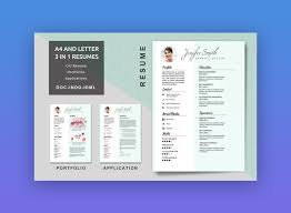 Resume Design Templates Cool 60 Modern Resume Templates With Clean Elegant Designs 2060